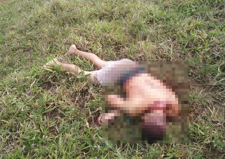 Homem executado a tiros em uma fazenda na cidade de Itagi