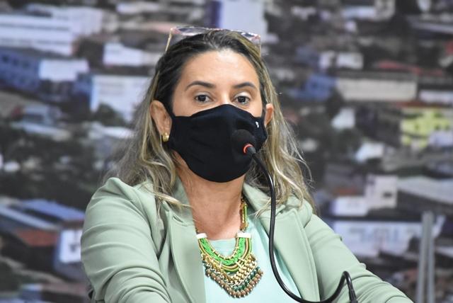 Restruturação do CEO é solicitada pela vereadora Moana Meira