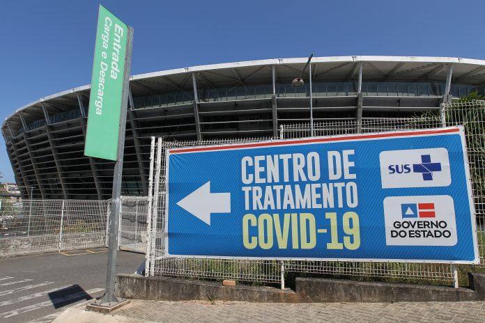 Lançado edital para gestão do Hospital de Campanha Arena Fonte Nova