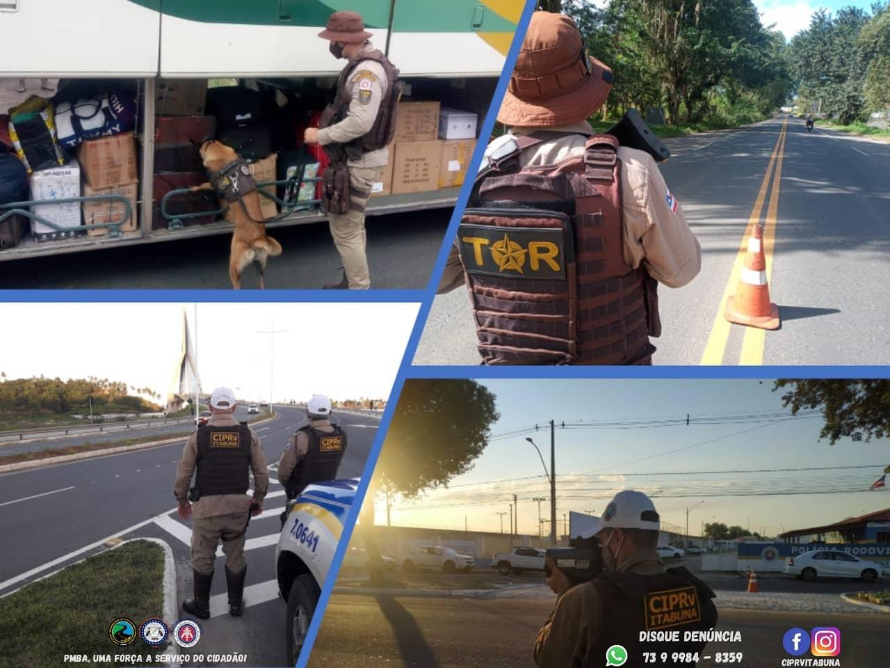 PRE intensifica fiscalização nas rodovias estaduais durante as festas juninas