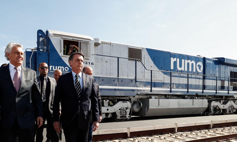 Ministério da Infraestrutura avança nas obras dos trechos 2 e 3 da Ferrovia de Integração Oeste-Leste (Fiol)