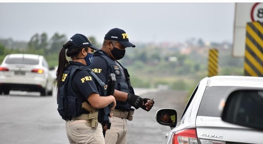PRF na Bahia intensifica fiscalização durante o São João