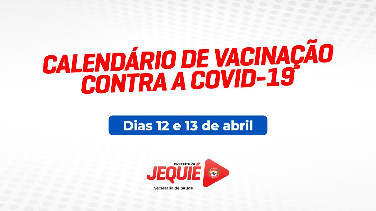 Vacinação contra Covid-19 para idade a partir de 60 anos nesta segunda e terça