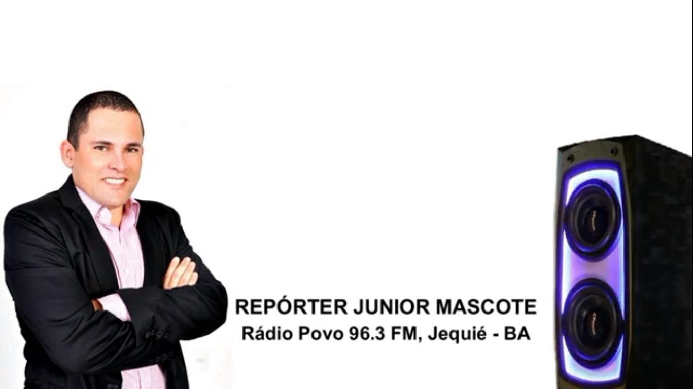 Jequié - BA, repórter Junior Macote - Rádio Povo FM, campanha de doações de capacetes @cicloolhar