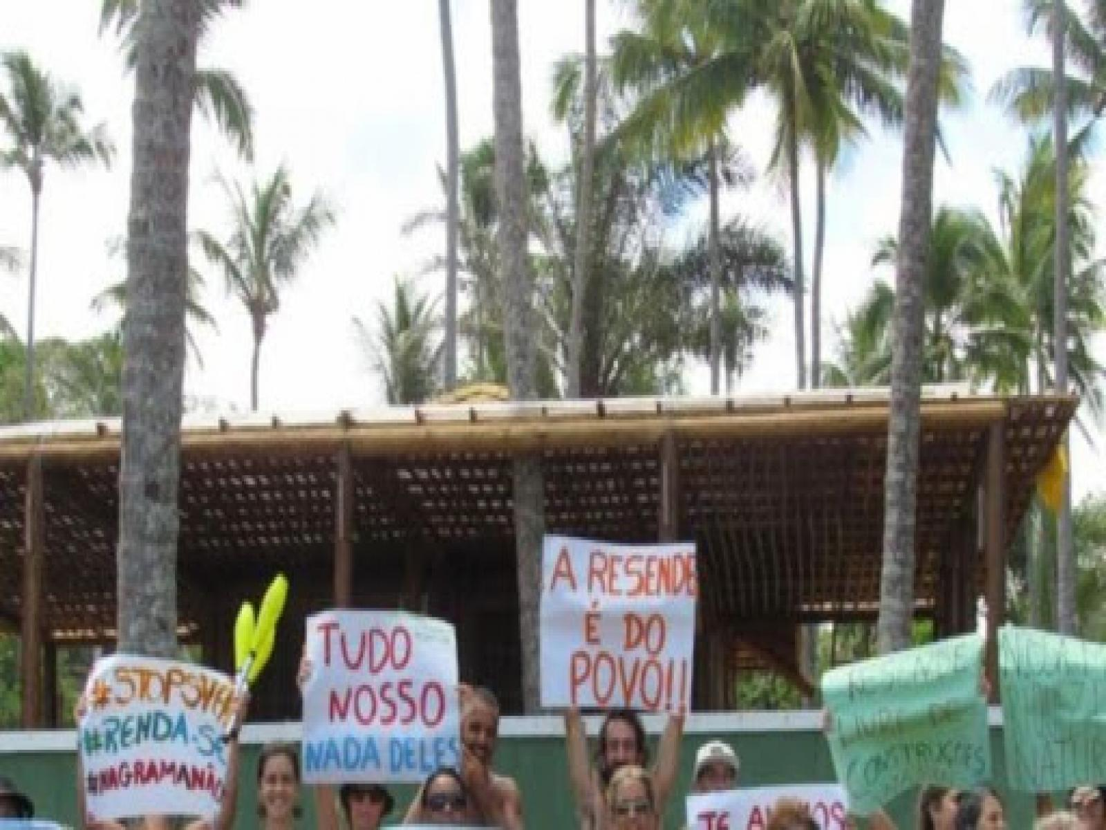 Justiça acata pedido do MP e determina demolição de restaurante em Itacaré