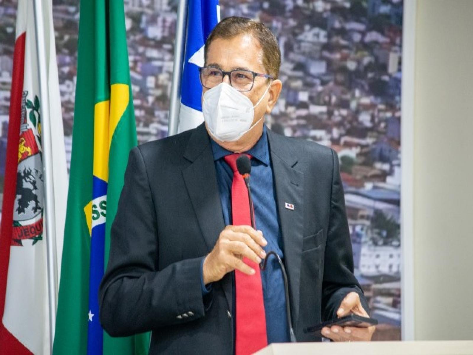 Joaquim Caíres quer marcação e agendamento de exames e consultas ON LINE na rede de saúde de Jequié