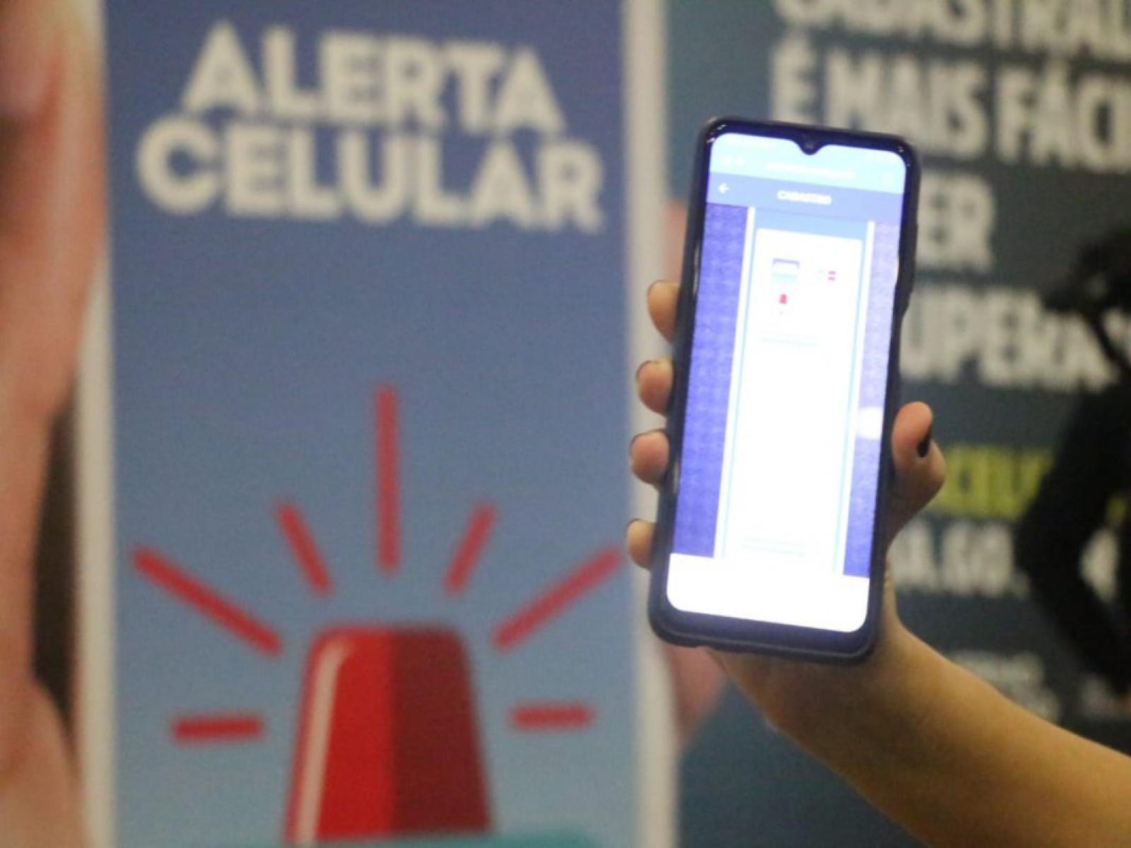 SSP lança serviço que permitirá devolução mais rápida de celulares apreendidos por furto ou roubo