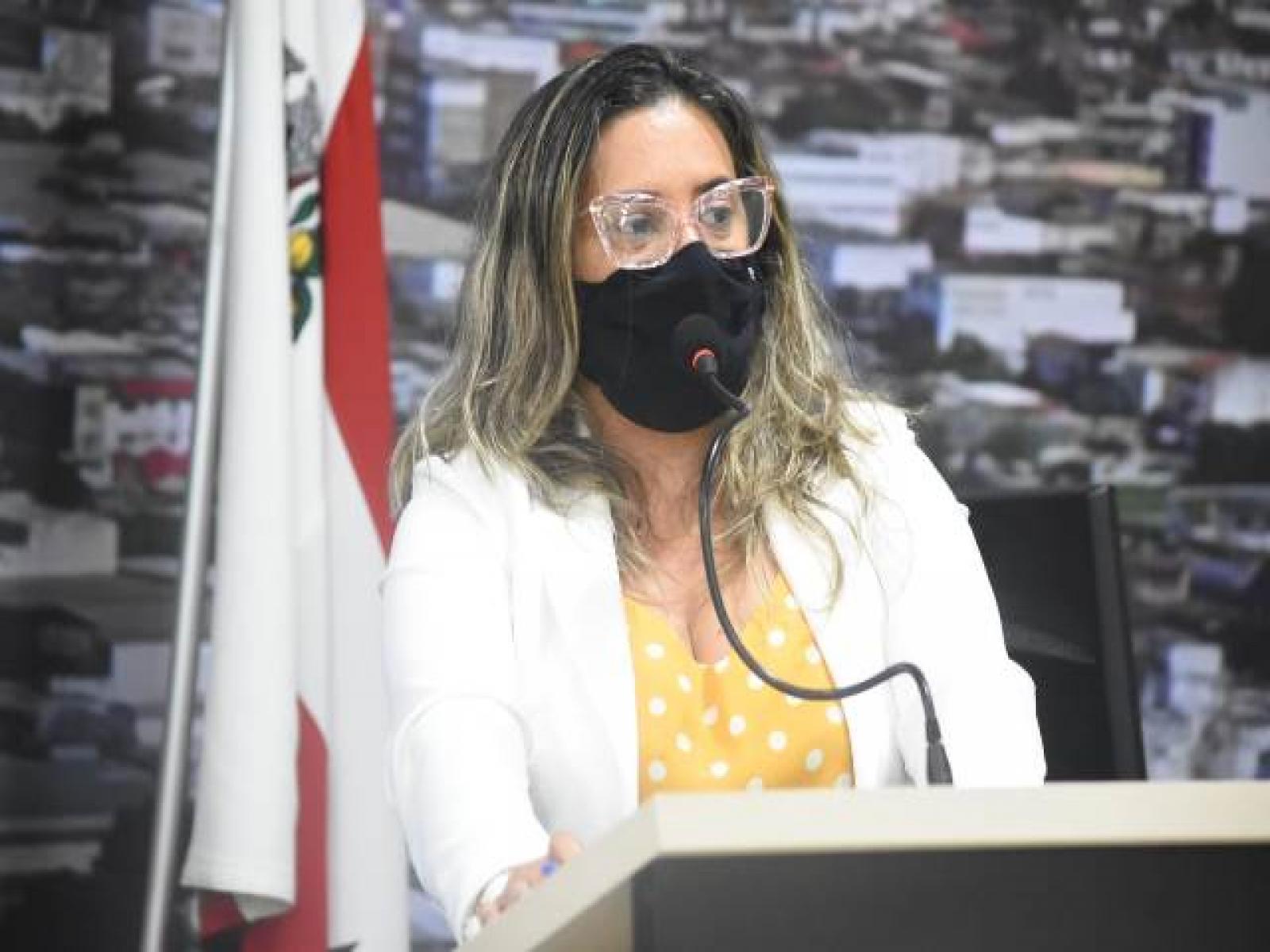Moana Meira quer implantação de Programa de Prevenção Obesidade Zero nas escolas