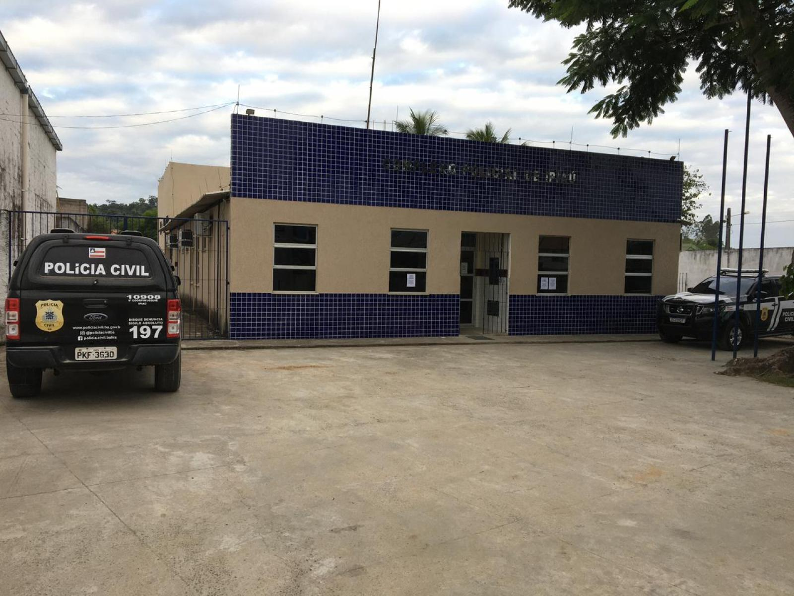 Ipiaú: Polícia Civil identificou autor de homicídio