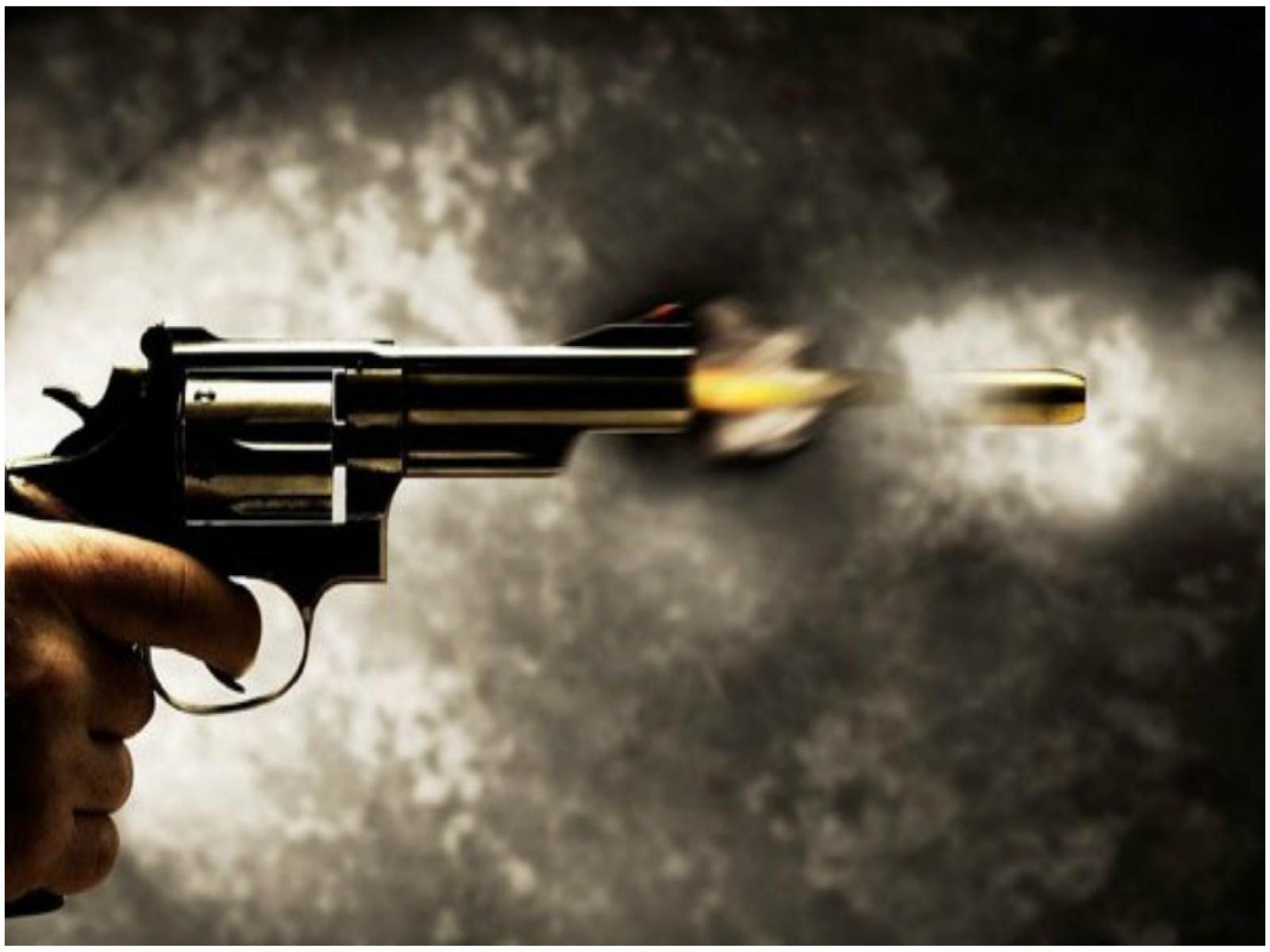 Homem baleado na Rua da Banca