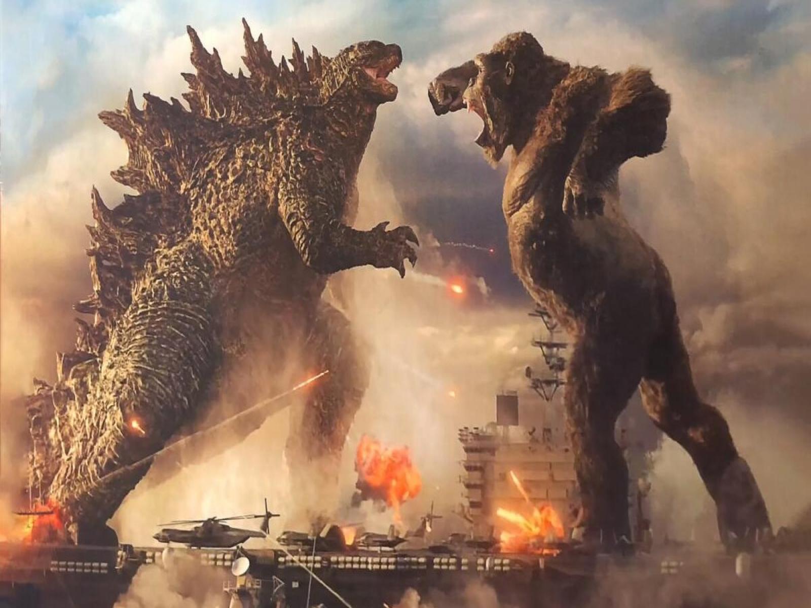 Godzilla versus Kong no Cine São José, compre seu ingresso aqui