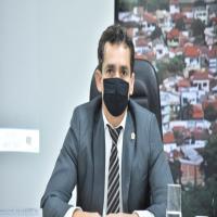 GUTINHA APRESENTA MOÇÃO DE PESAR PELO FALECIMENTO DO EX-VEREADOR JUVENIL BRITTO