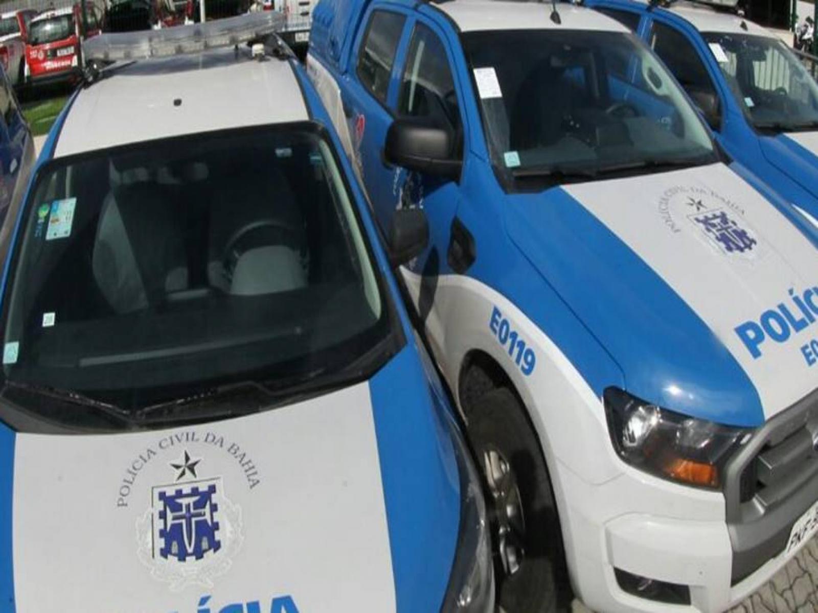 Rui entrega novas viaturas para a Polícia Civil nesta quinta