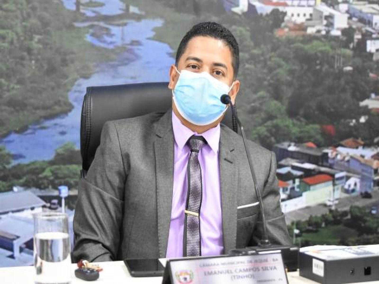 Implantação de um Centro de Tratamento Pós-Covid é defendida pelo vereador Tinho