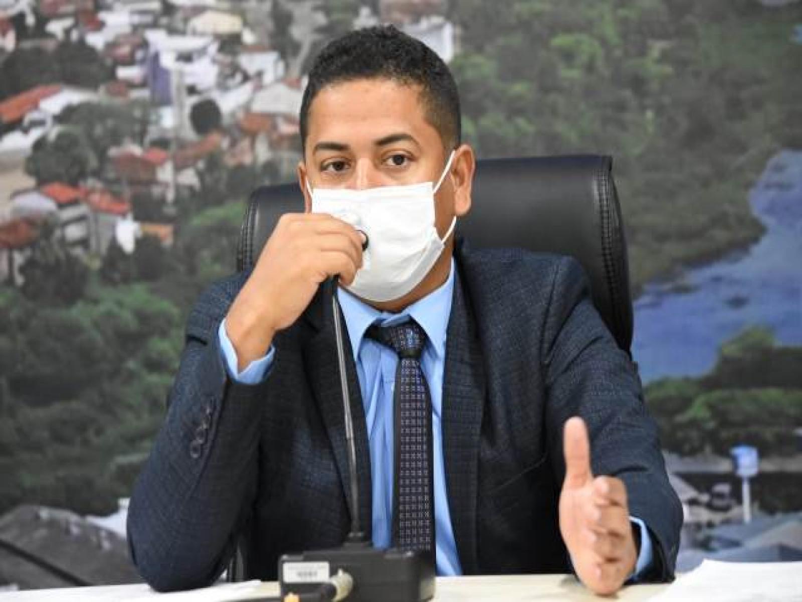 Vereador Tinho propõe asfaltamento de ruas da URBIS I e do Joaquim Romão